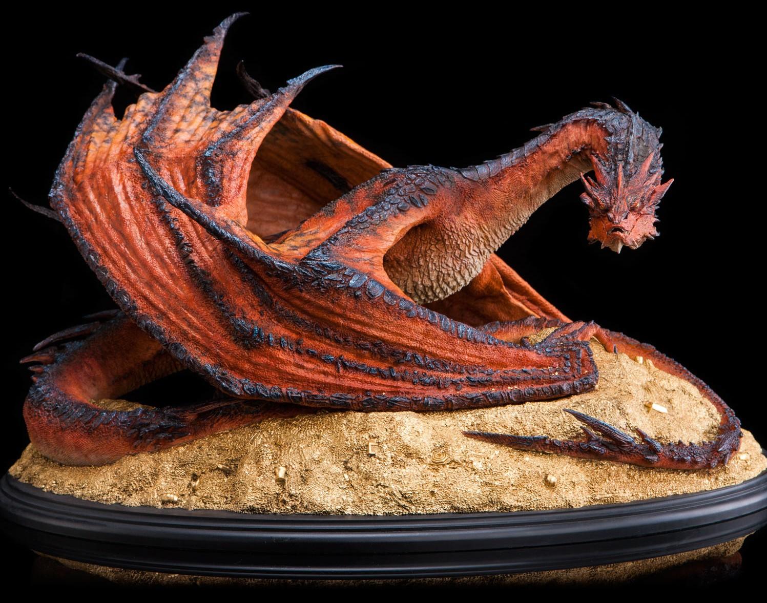 Figurine Dragon Smaug