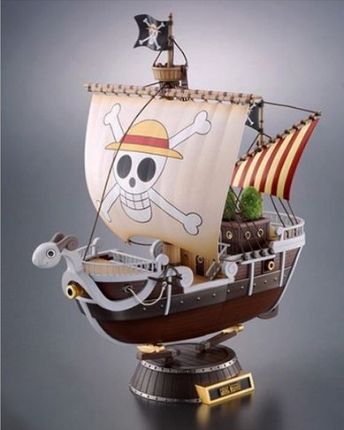 Figurine du Going Merry de One Piece
