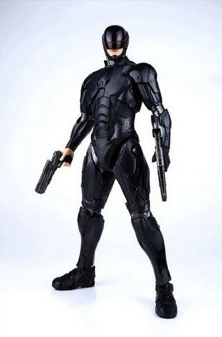 Figurine de Robocop 3.0