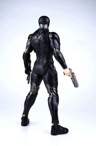 Figurine de dos de Robocop 3.0