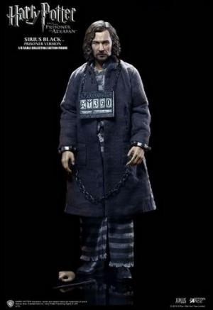 Figurine de Sirius Black