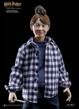 figurine ron weasley