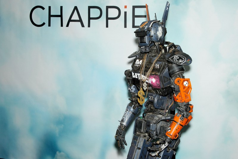 chappie le film figurines mania blog