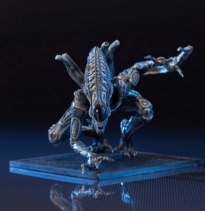 Figurine Alien Warrior Drone