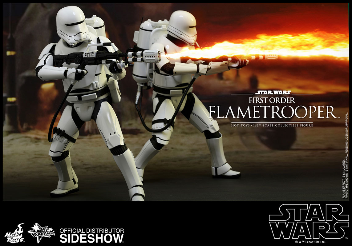 Figurine Flametrooper