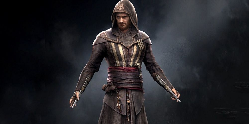 Assassins-Creed-Aguilar-statue