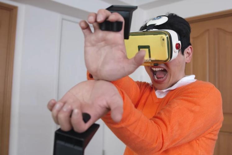 Dragon Ball Z, bientôt un jeu réalité virtuelle