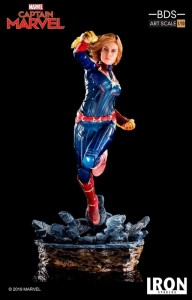 figurine captain marvel avengers endgame