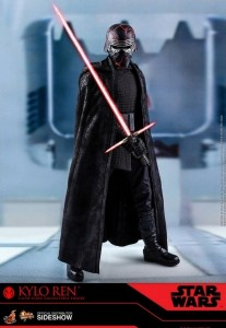 figurine kylo ren star wars 9